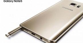 gold galaxy note 5