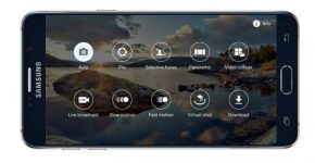 camera modes on samsung galaxy note 5